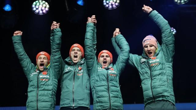 NORDIC SKIING FIS Nordic World Ski Championships Seefeld 2019 SEEFELD AUSTRIA 24 FEB 19 NORDIC