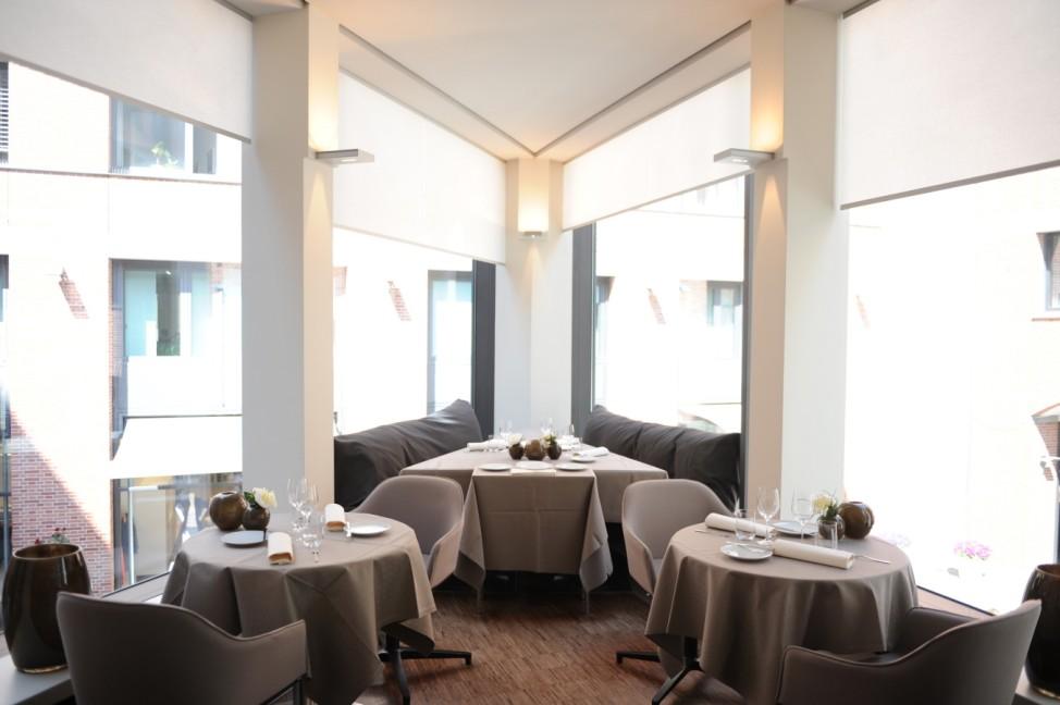 """Restaurant """"Les Deux"""" in München, 2014"""
