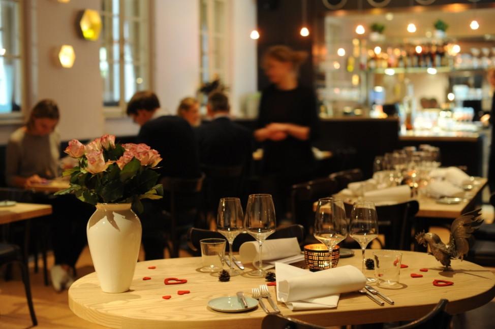 """Restaurant """"Gabelspiel"""" in München, 2017"""
