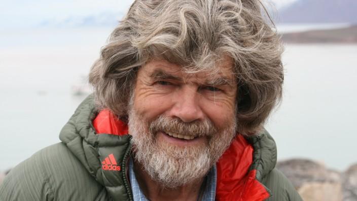 Reinhold Messner Porträt