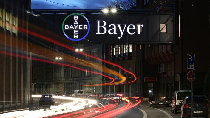 Bayer Werk Wuppertal