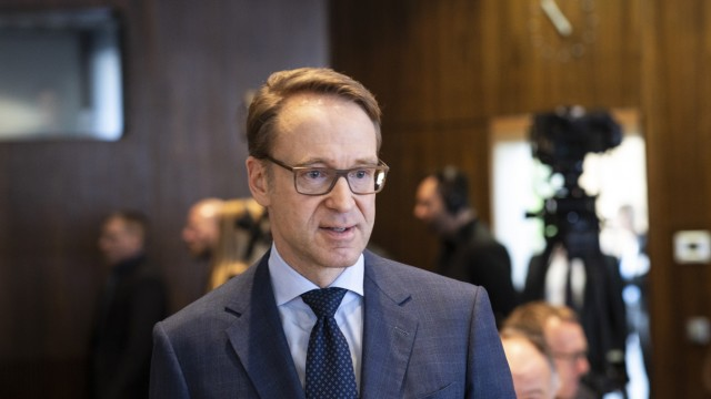 Deutsche Bundesbank President Jens Weidmann Annual News Conference