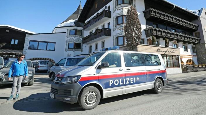 Aktion gegen Doping-Netzwerk: Die Polizei schlägt in Seefeld zu.