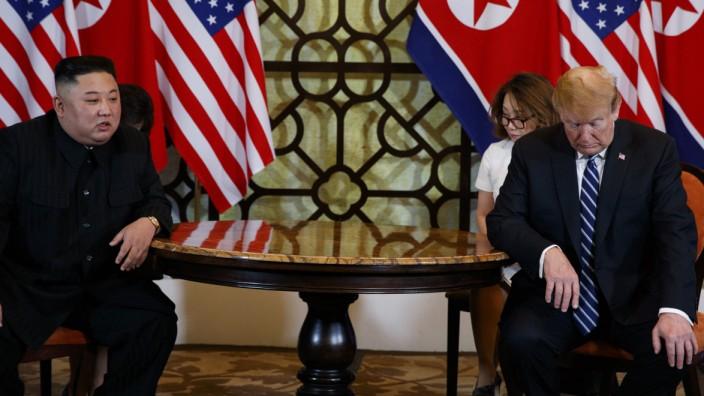 USA-Nordkorea Gipfel