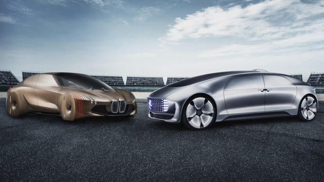 BMW Daimer Kooperation beim autonomen Fahren