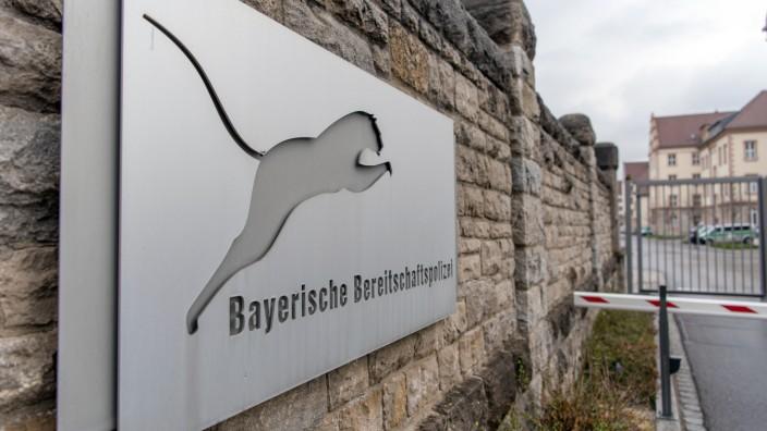 Würzburg - Tödlicher Zwischenfall bei der Bereitschaftspolizei