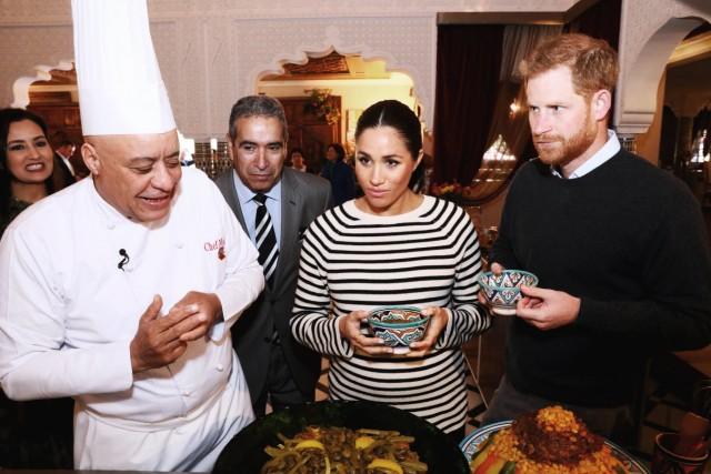 Herzogin Meghan und Prinz Harry zu Besuch in Marokko