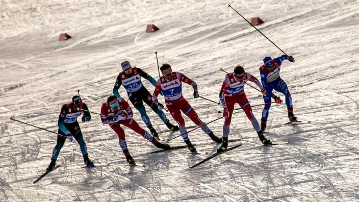 FIS Nordic World Ski Championships 2019, Seefeld, Austria - 21 Feb 2019