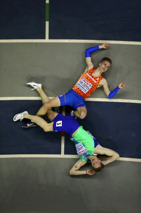 2019 European Athletics Indoor Championships - Day Two
