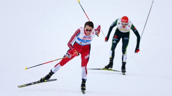 FIS Nordic World Ski Championships - Men's Nordic Combined HS109 Team