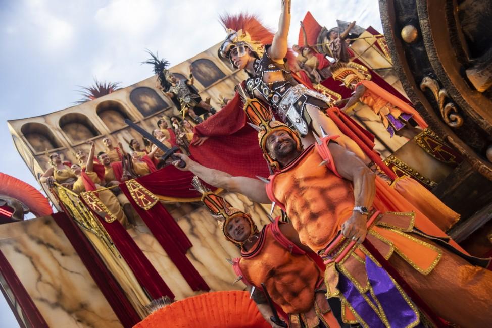Rio Carnival 2019 - Day 1