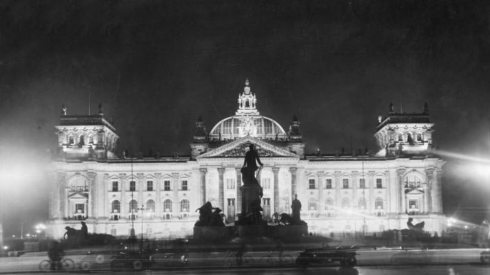 Reichstag, 1928