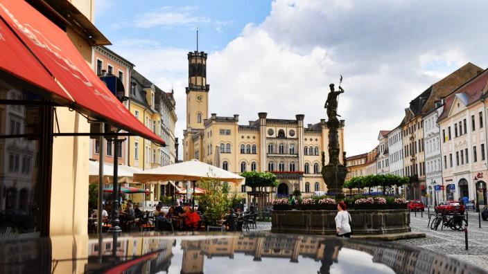 Zittau kämpft mit Nachbarregionen um Titel Kulturhauptstadt