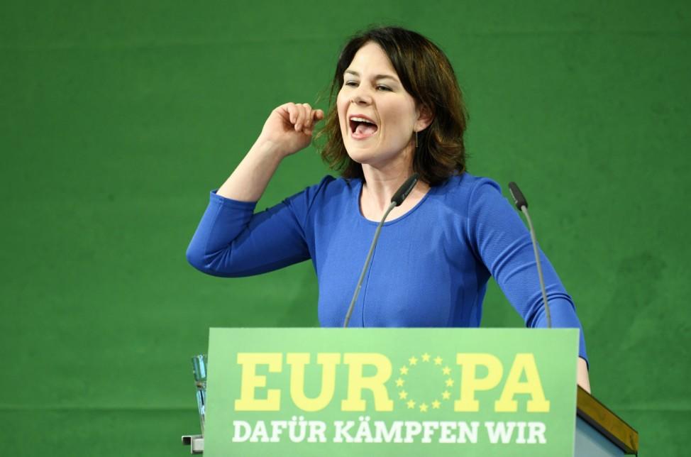 Politischer Aschermittwoch in Bayern - Grüne