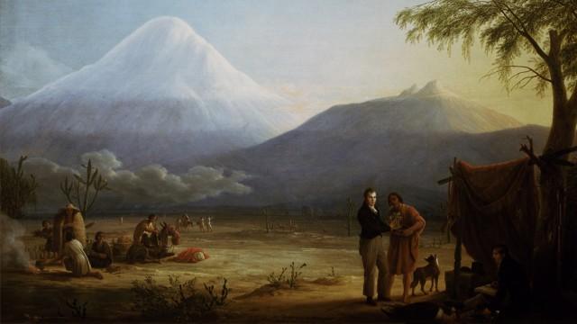 A. v. Humboldt u. A.Bonpland / Weitsch