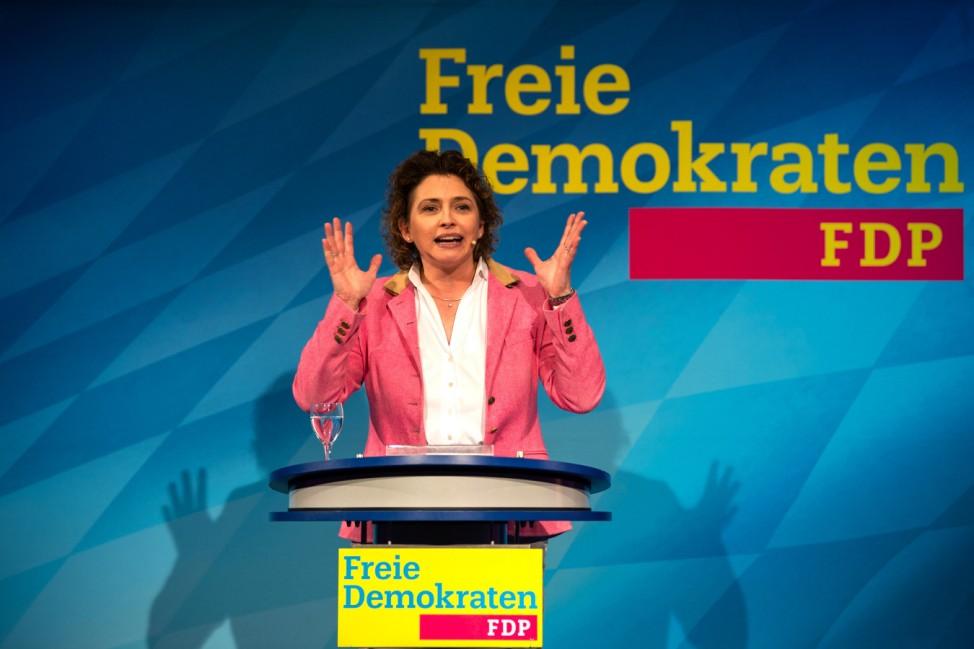 Politischer Aschermittwoch in Bayern - FDP