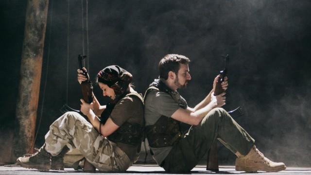 Rojava von Ibrahim Amir