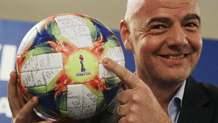 Klub-WM mit 24 Teams: Was hat Fifa-Boss Gianni Infantino eigentlich wirklich vor?