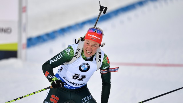 Women's 7,5 km sprint at the IBU World Biathlon Championships