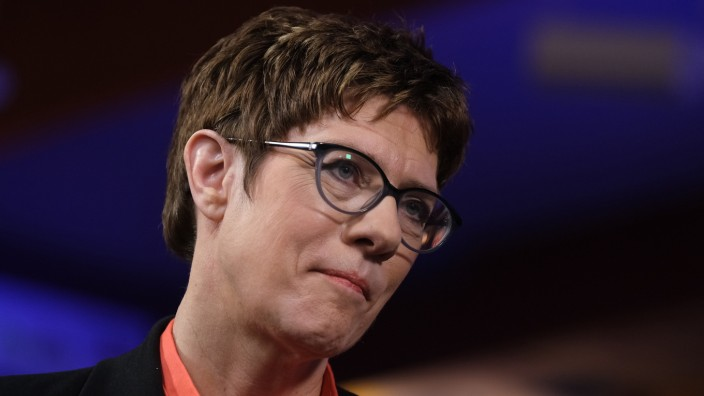 CDU Holds Political Ash Wednesday Gathering