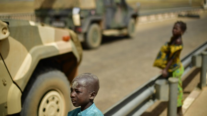 UN Troops Assist Malian Government In Fighting Rebels