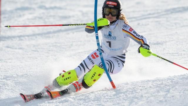 FIS Super-G, Damen, NJC AC, Götschen 2019