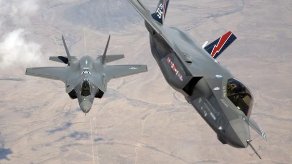 F-35 Kampfflugzeuge
