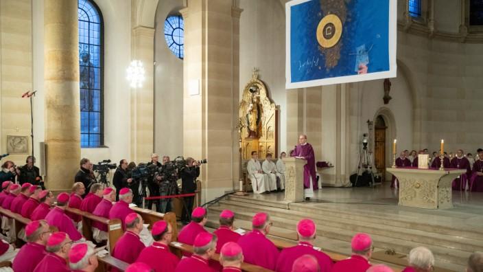 Frühjahrsvollversammlung der Deutschen Bischofskonferenz
