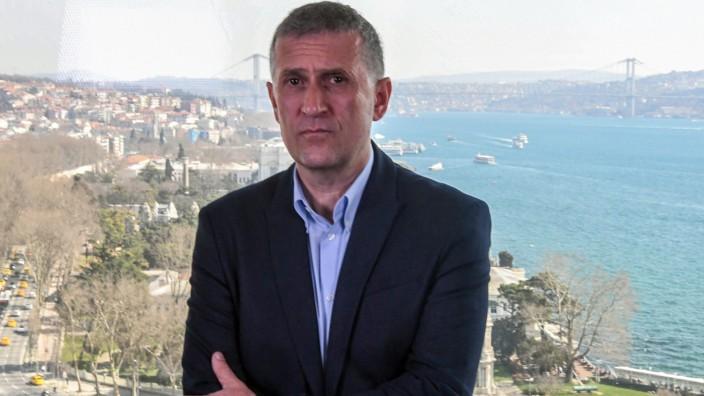 ZDF: Jörg Brase, der ZDF-Korrespondent in der Türkei.