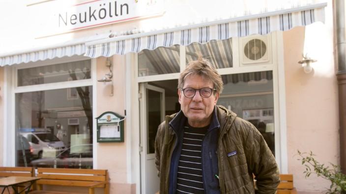 Wolfgang Ettlich und seine Bar Neukölln in der Clemensstr. 82