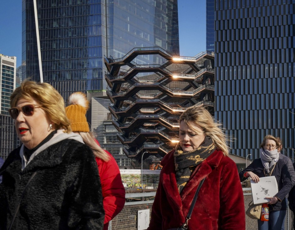 Phase One Of New York City's Hudson Yards Project To Open This Friday