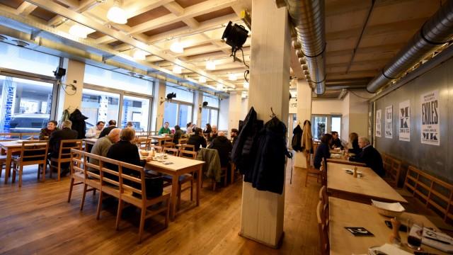"Restaurant ""Conviva"" in München, 2015"
