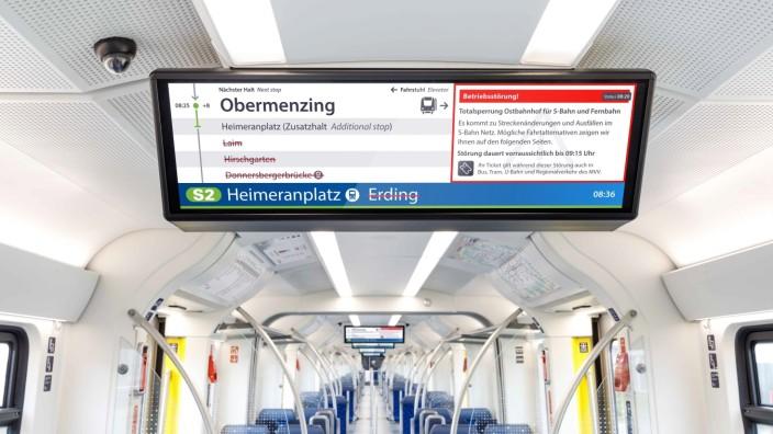 S-Bahn Fahrgastinformation