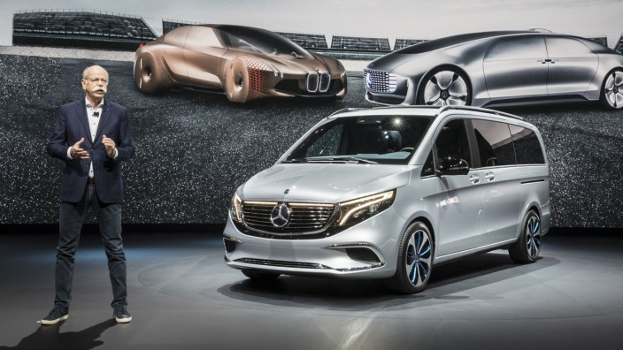 Mercedes-Benz Cars auf dem Genfer Automobilsalon 2019  Mercedes-Benz Cars at the 2019 Geneva International Auto Show