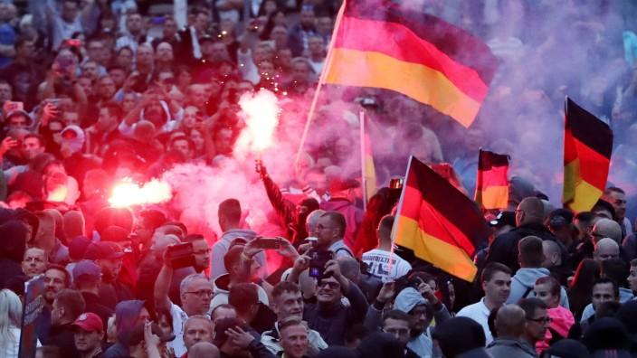 Prozessbeginn zur Messerattacke in Chemnitz
