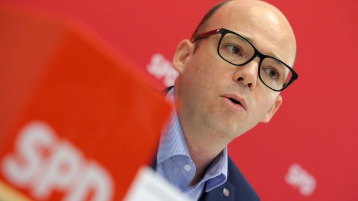 SPD-Vorsitzender Brehm bewirbt sich um OB-Kandidatur