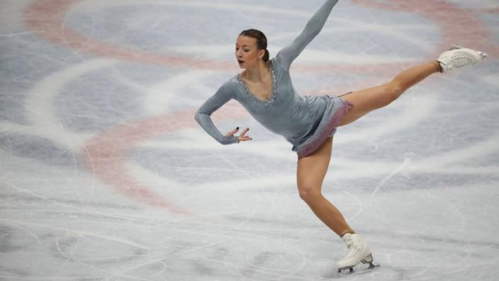 Figure skating Eiskunstlauf ISU World Figure Skating Championships 2018 MILAN ITALY 23 MAR 18 F