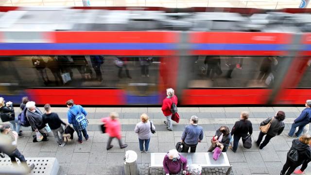 Öffentlicher Nahverkehr - Straßenbahn