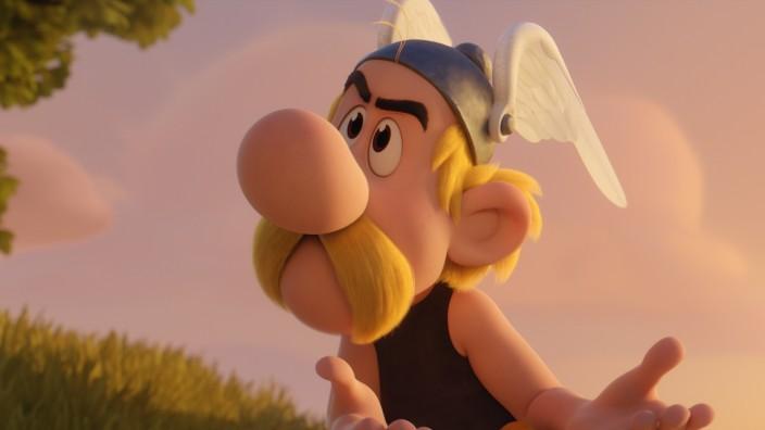 """""""Asterix"""" im Kino: Alte Zaubertrankprobleme, neue Computeranimation: Asterix 2019."""
