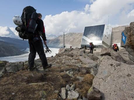 Touren in den Alpen Schweiz Zermatt Matterhorn Gornergletscher, AP