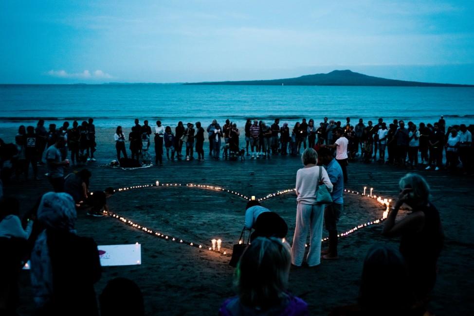 *** BESTPIX *** New Zealand Remembers Victims Of Christchurch Mosque Terror Attacks