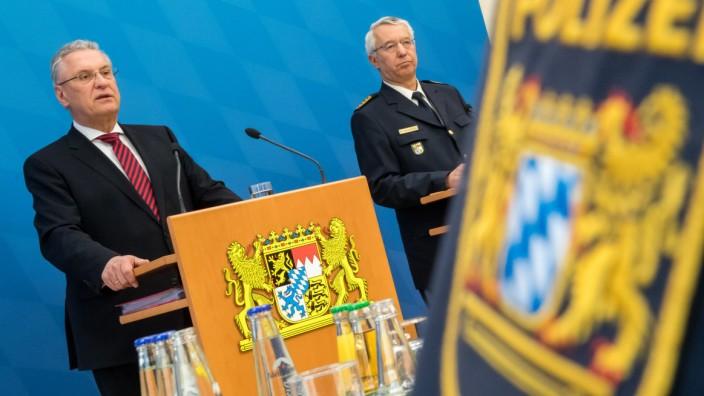 Vorstellung der bayerischen Kriminalstatistik