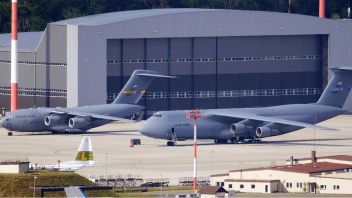 Ramstein US-Airbase Stützpunkt