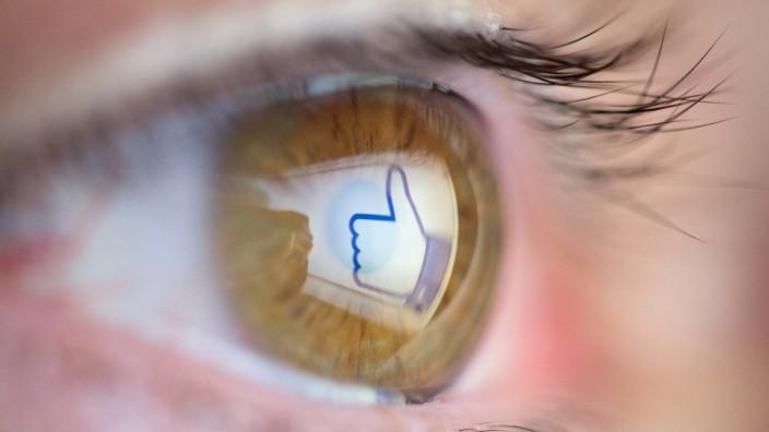 Facebook - Daumen hoch
