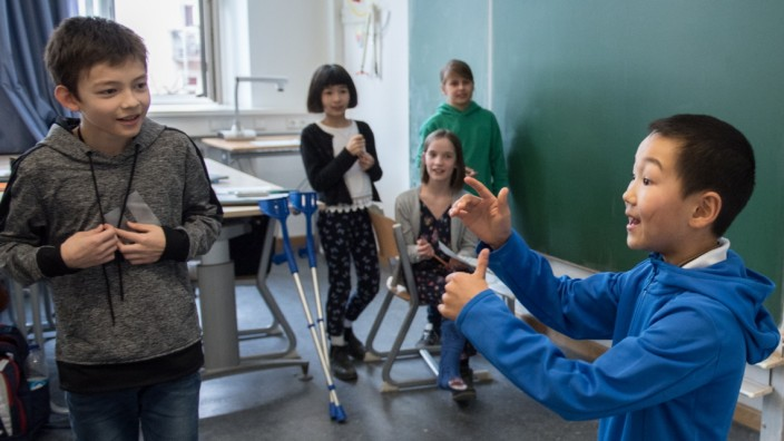 Hochbegabtenklasse 5d Maria -Theresia-Gymnasium