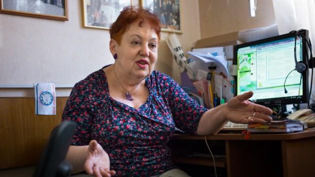 Valentina Melnikova
