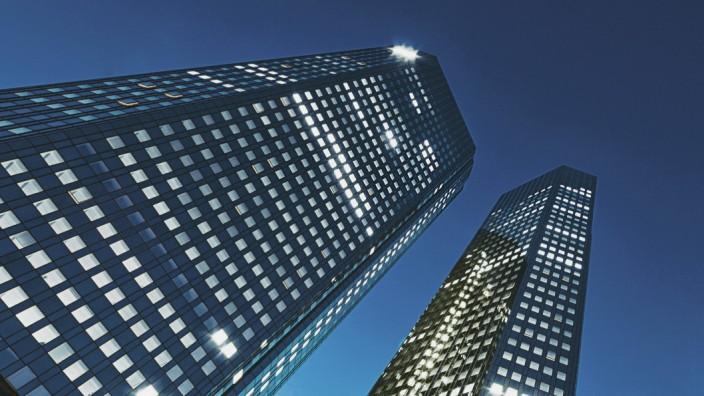 Finanzindustrie: Am heutigen Donnerstag trifft sich der Aufsichtsrat der Deutschen Bank in deren Konzernzentrale.