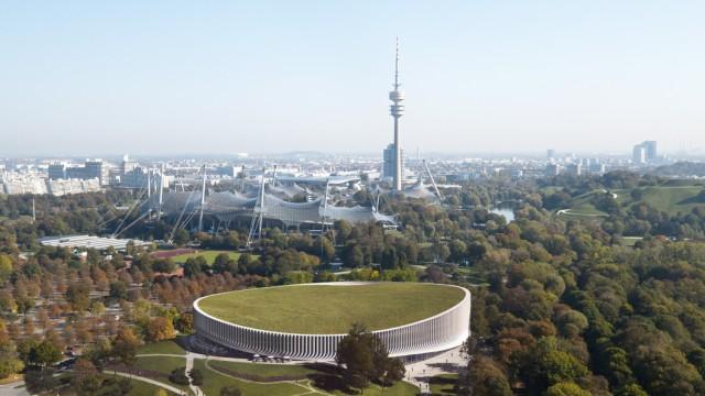 11 500 Eishockey- und Basketballfans sollen ab der Saison 2021/22 in der Halle Platz haben.