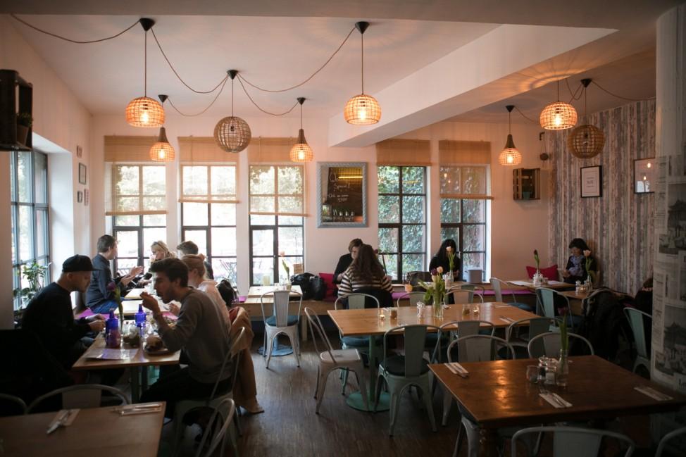 Frühstück, Frühstückstipp: Emmi's Kitchen in der Buttermelcherstraße 11-15