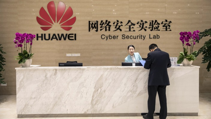 Inside Huawei Technology's Campus as Company Sues U.S. Over Equipment Ban in Escalating Legal Clash